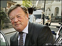 Kenneth Clarke, antiwar warrior