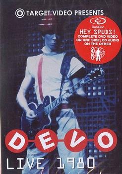 Devo Live 1980