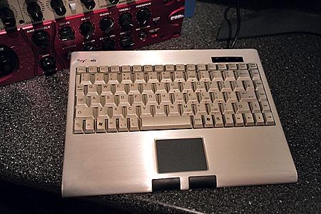 Keysonic ACK 540 Alu