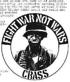 Fight War Not Wars