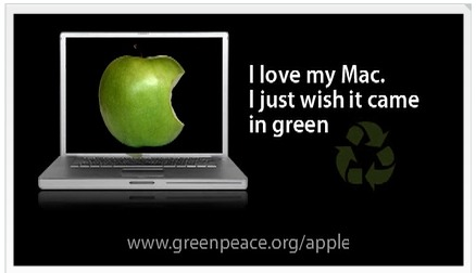 How Green Is My Apple?