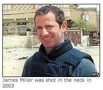 James Miller, murdered by the Israeli Defence Force