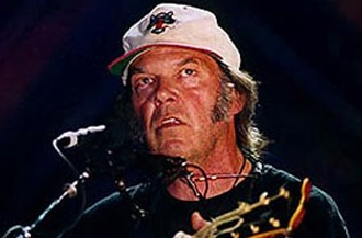 Neil Young  - Impeach The President