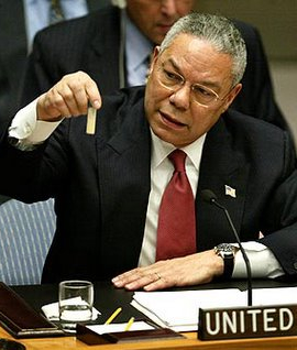Colin Powell, mass-murderer