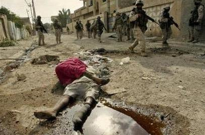 Fallujah Victims Of The US Invasion