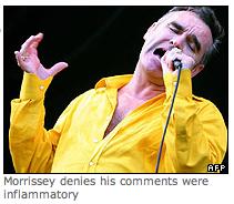 Racist Morrissey