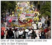 October 2007 Antiwar Protest