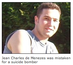 Jean Charles de Menezes' inquest corrupted