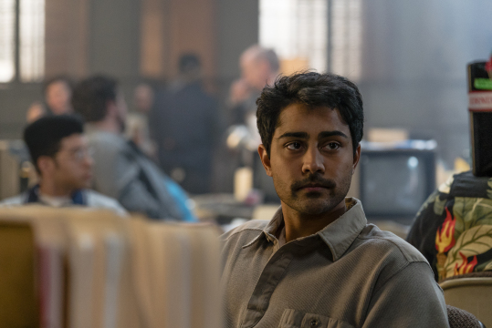 Manish Dayal as Ryan Ray - Halt and Catch Fire _ Season 3, Episode 2  - Photo Credit: Tina Rowden/AMC