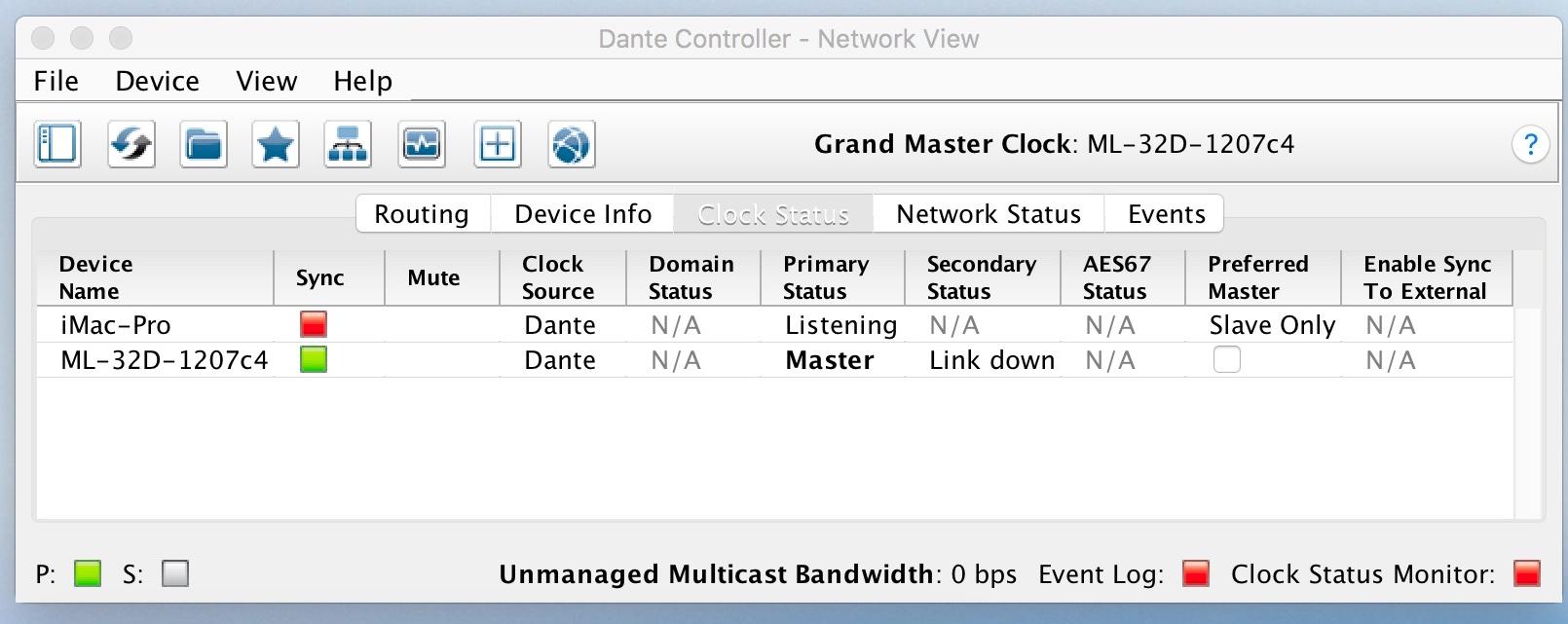 Dante Virtual Soundcard Woes On An iMac Pro – Bzangy Groink